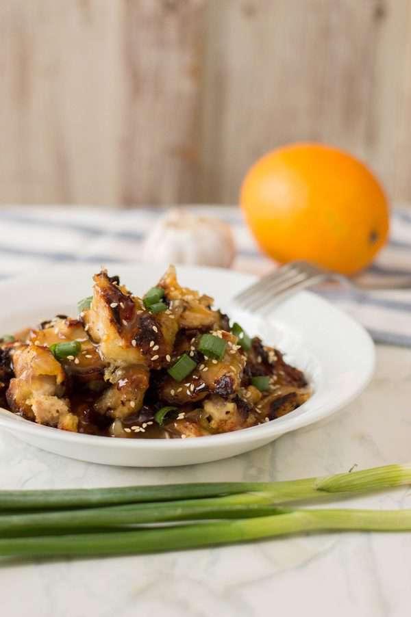 Paleo Orange Chicken Recipe