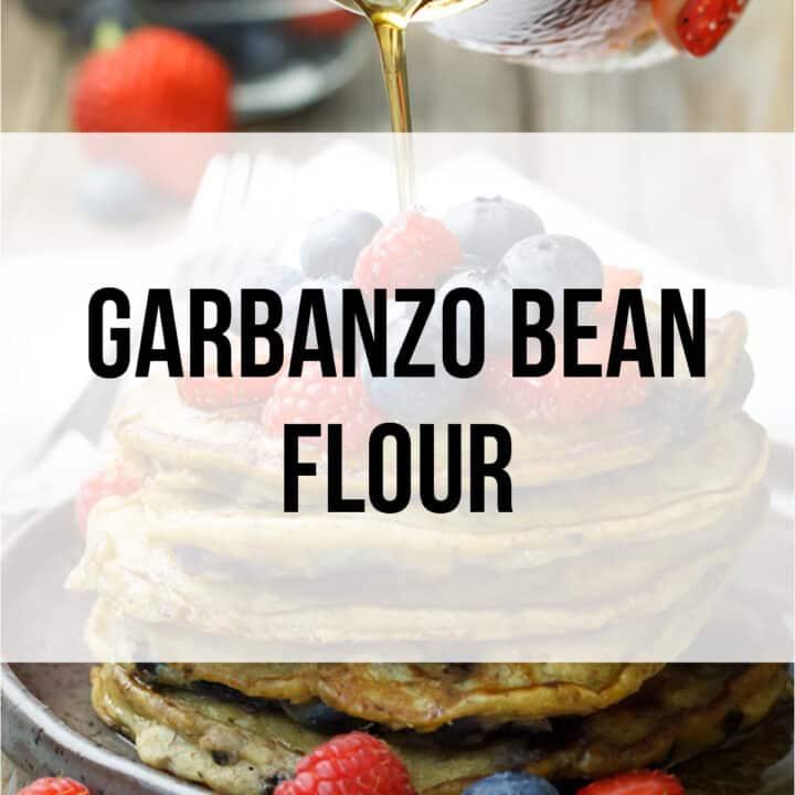 Gluten-Free Chickpea Flour Recipes Plus How to Make Chickpea Flour