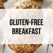 gluten free breakfast recipes
