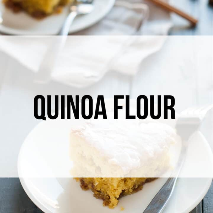 Quinoa Flour Recipes Index - Plus How to Make Quinoa Flour