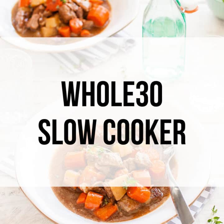 Whole 30 Crockpot Recipes Index - The Crockpot Does All the Work!