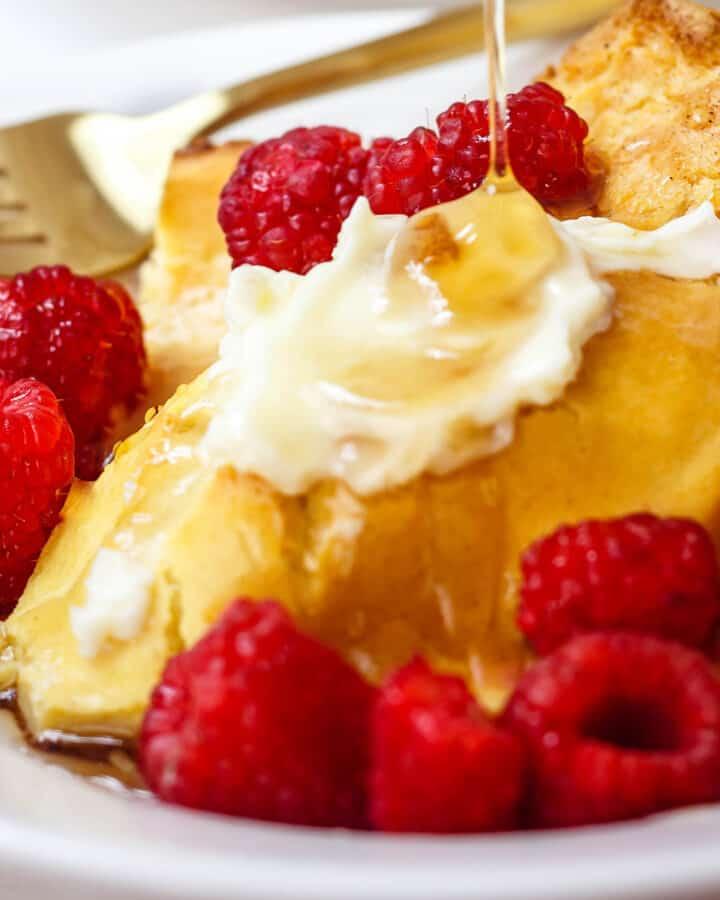 gluten free german pancakes
