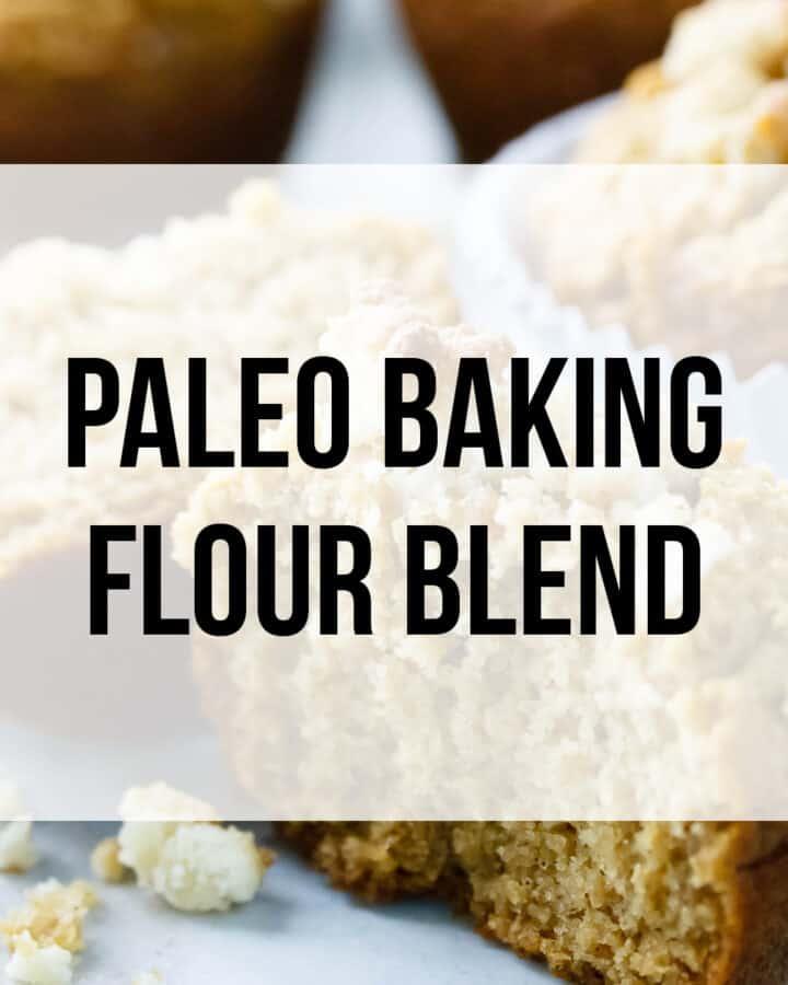 paleo flour recipes