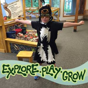 Explore, play, grow