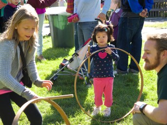Traditional Games from Turner Dodge House