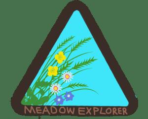 meadow explorer nature badges