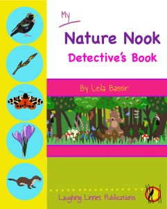 children's books, nature detectives