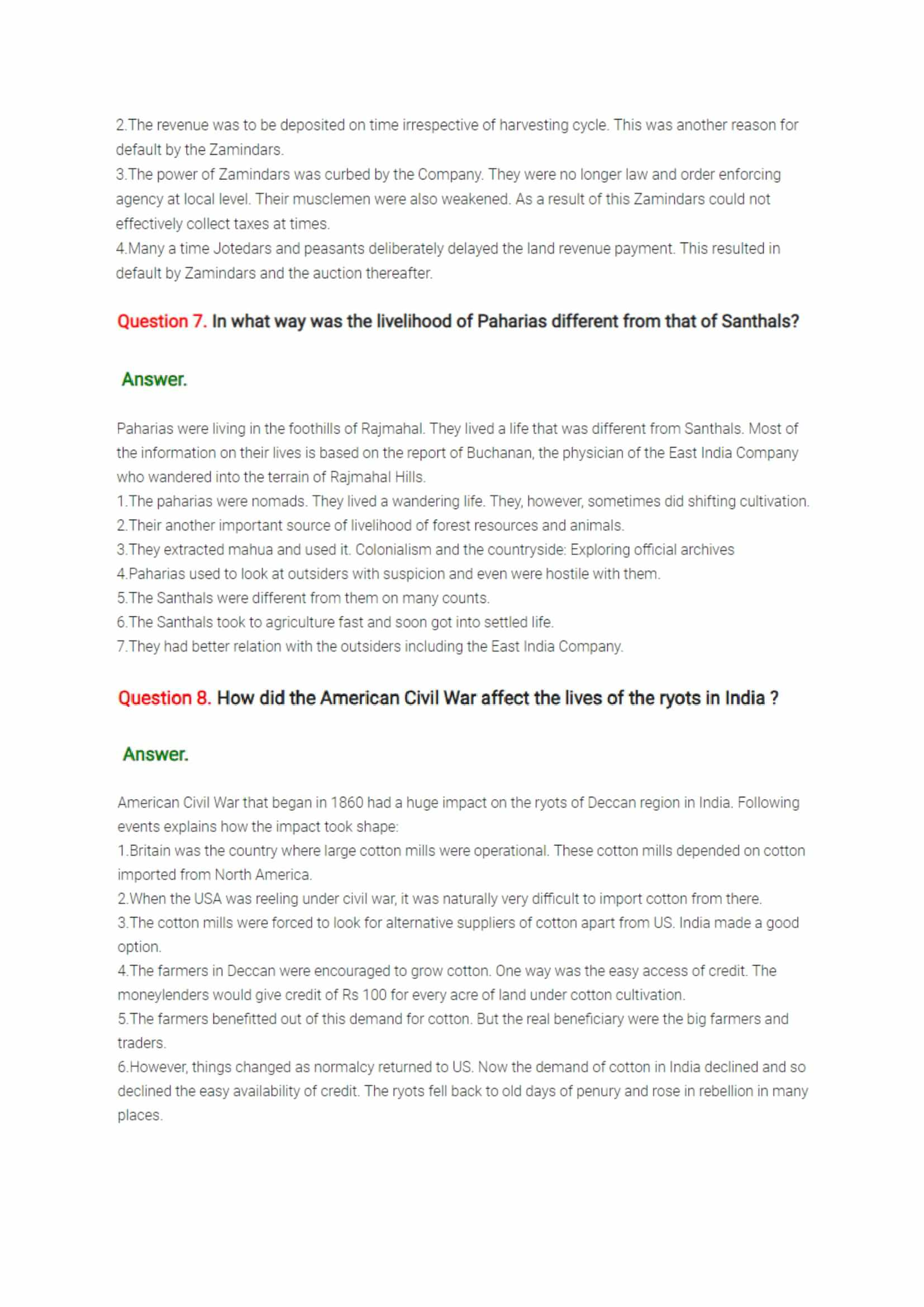 NCERT Solutions For Class 12 History Chapter 10 - Free PDFs