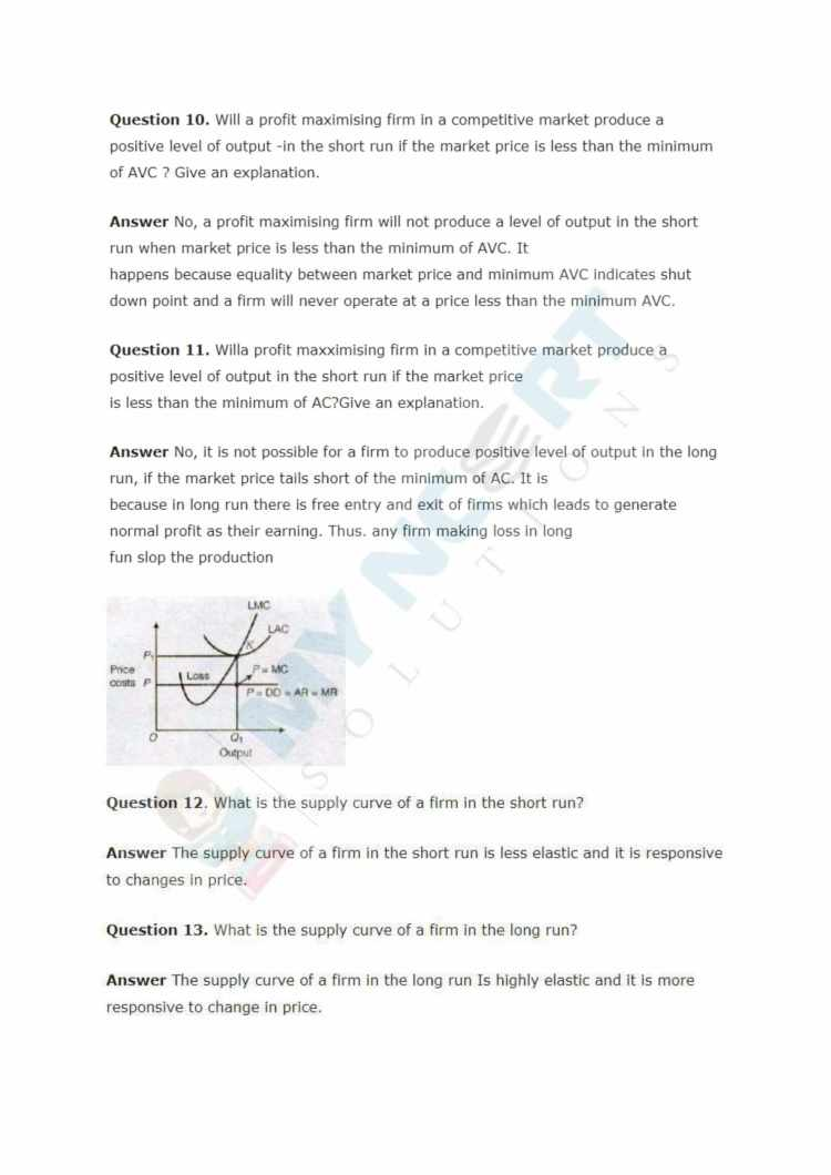 ncert solutions class 12 micro economics chapter 4 the theory of the firm under perfect competition 4