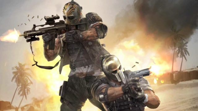 Army of Two gameplay Top Couch Co-Op Games