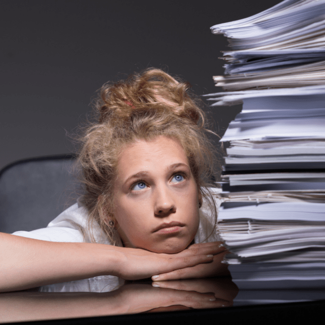 Overwhelmed? My Top 3 Tips To Combat This Feeling.