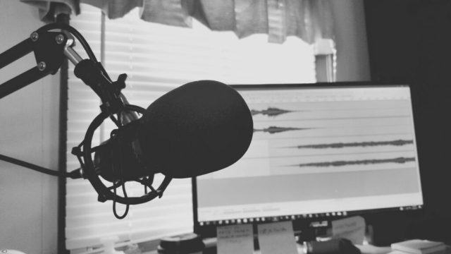 How Creating a Pod Cast will Help my Mental Health