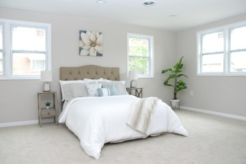 Picture of Vacant Master Bedroom Staging