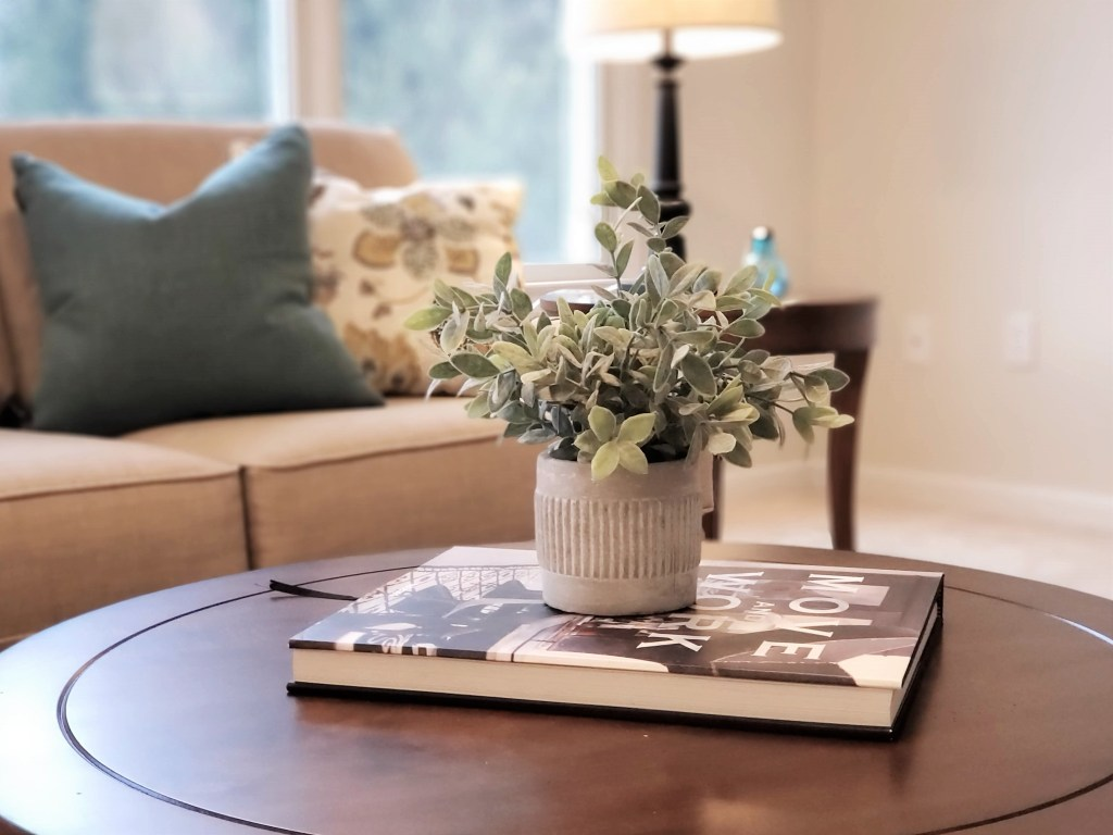 greenery details for staging