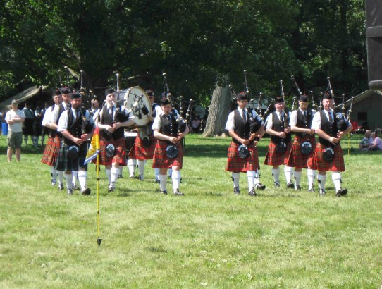 Highland Games Fredericton