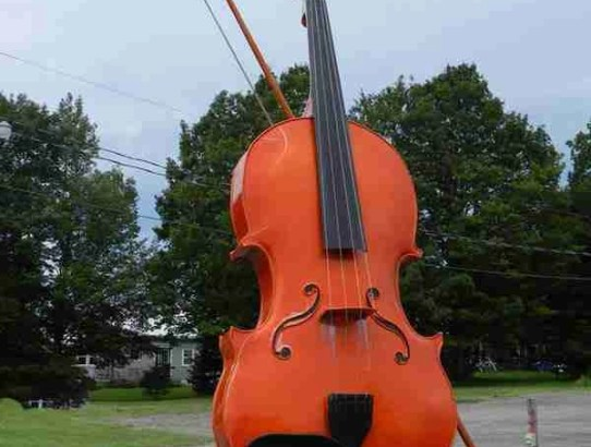 Don Messer's Fiddle