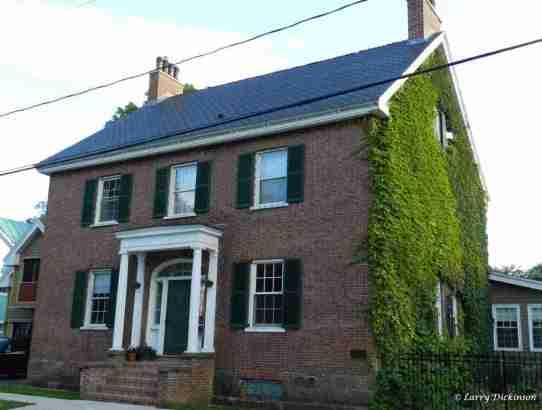 Sir Charles G.D. Roberts Home