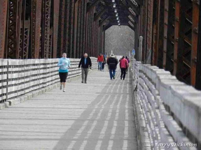 Walking Bridge Spring 2012