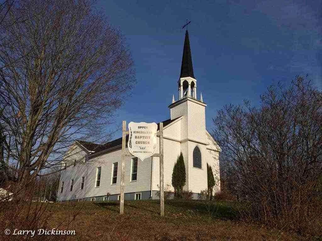 Upper Kingsclear Baptist Church