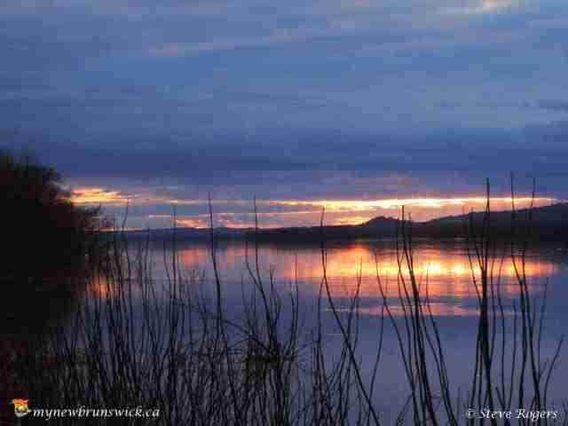 sunset apr 25,2015 045