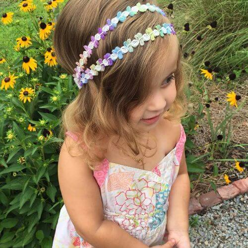 natural little girls hairstyles