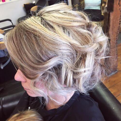 curls for thin hair