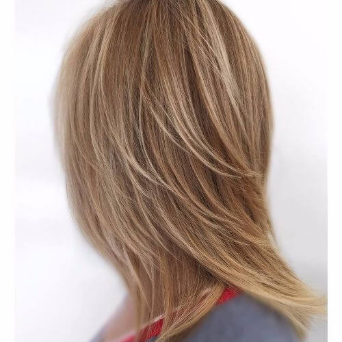 45 blonde highlights ideas for all hair types and colors blonde highlights on light ash brown hair pmusecretfo Image collections