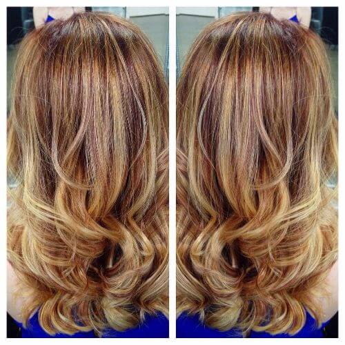 Blonde Highlights Ideas All Hair Types Colors