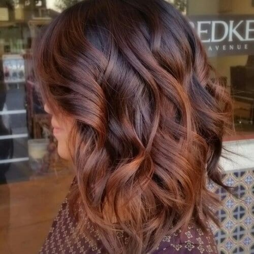 30 Red Brown Hair Ideas Perfect for a Remarkable Style - photo#3