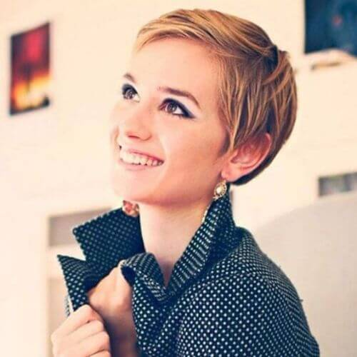 60 pixie cut ideas my new hairstyles young woman blonde pixie cut urmus Gallery