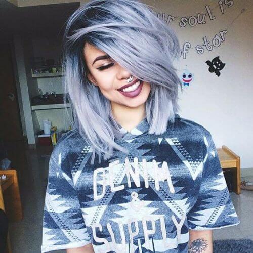 long-blue-pastel-bob-haircut