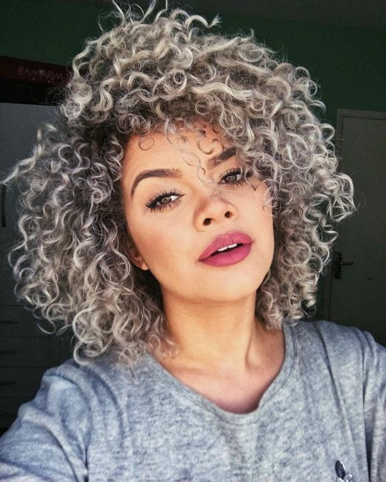 70 Grey Hair Styles, Ideas, and Colors - My New Hairstyles