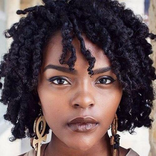 natural hairstyles for stylish women