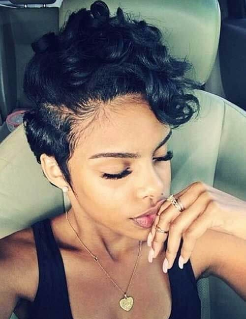 Transitioning To Natural Hair Short Hairstyles For Black Women