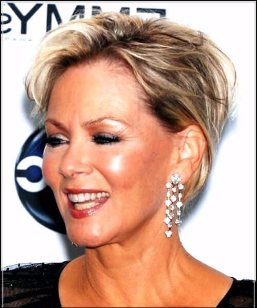 glamorous hairstyles for women over 50
