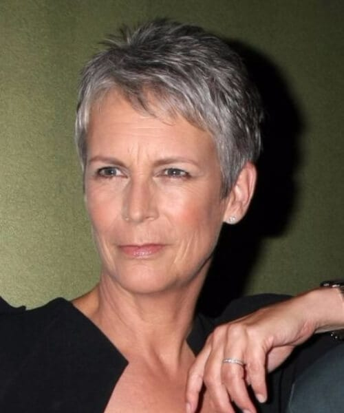jamie lee curtis hairstyles for women over 50