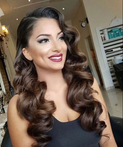 45 fabulous homecoming hairstyles my new hairstyles