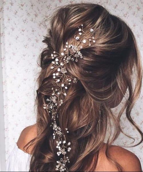 Elegant Hairstyles Exquisite Headpieces prom updos