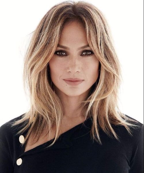 jennifer lopez shag haircut
