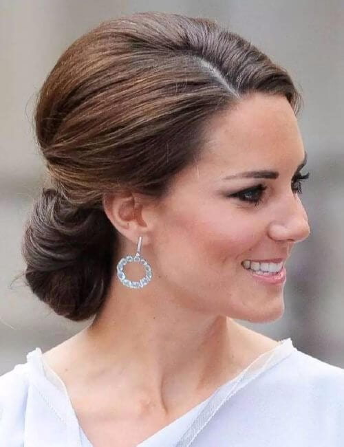 kate middleton bridesmaid hairstyles