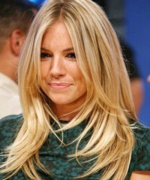 sienna miller haircuts for round faces
