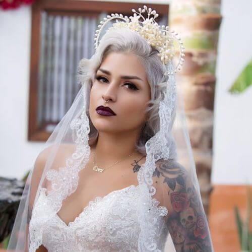 Wedding Updos The Rad Bride