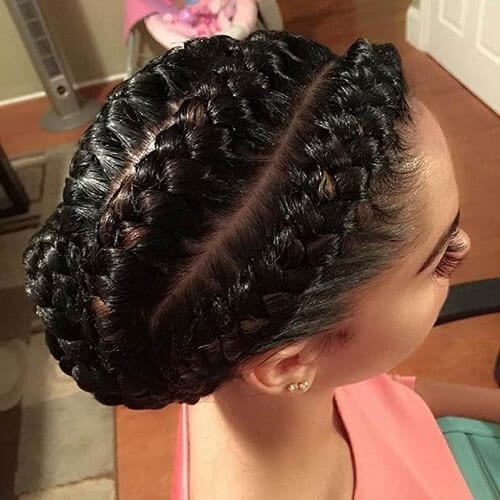 Protective Bridal Hairstyles
