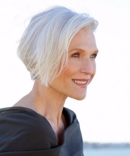 silver fox short hairstyles