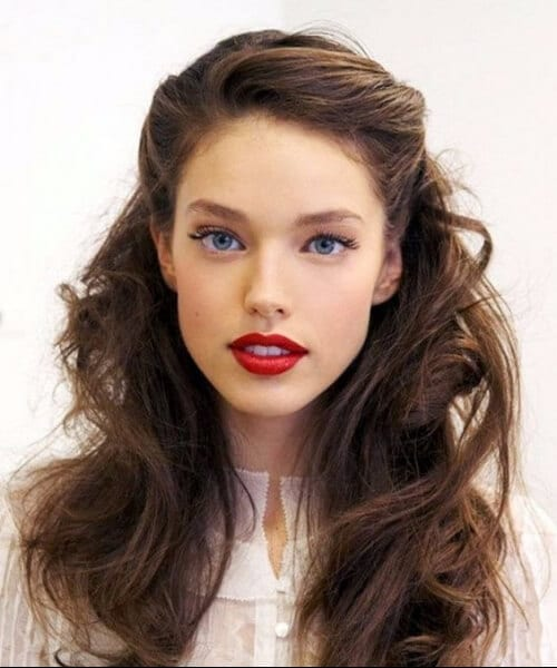 vintage perfection pin up hairstyles