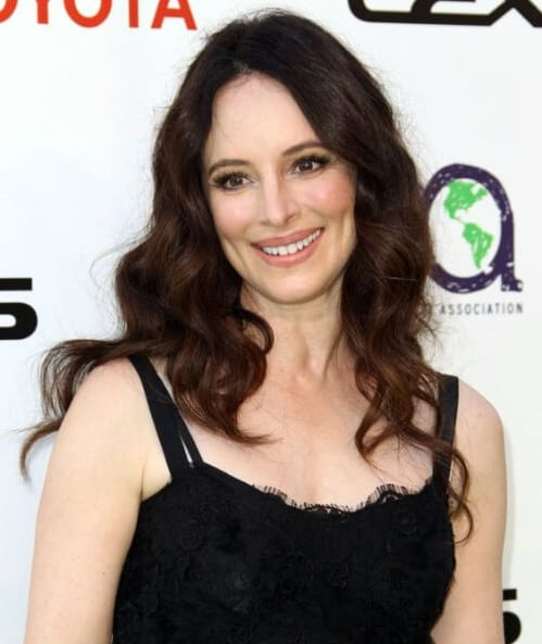 madeleine stowe hairstyles for women over 40