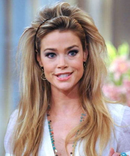 denise richards hairstyles for women over 40
