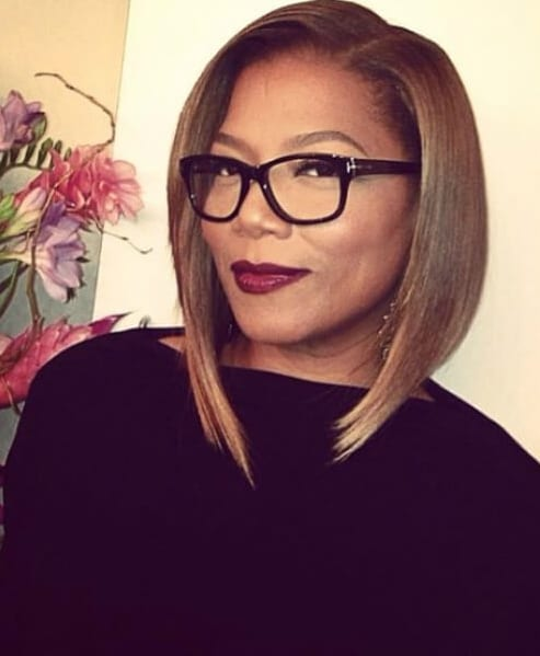 queen latifah hairstyles for women over 40