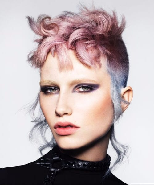 artistic hairstyles for thin hair