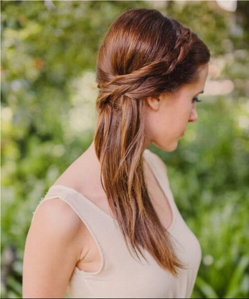 double braids hairstyles for thin hair